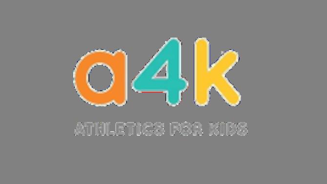 aK4 athletics for kids logo for carousel slider