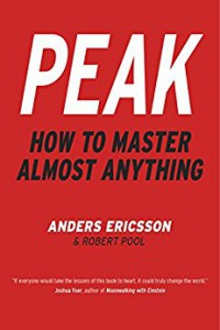 BOOK - Anders Ericsson - Peak