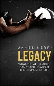 BOOK - James Kerr - Legacy
