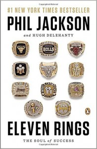 Phil Jackson's book - Eleven rings